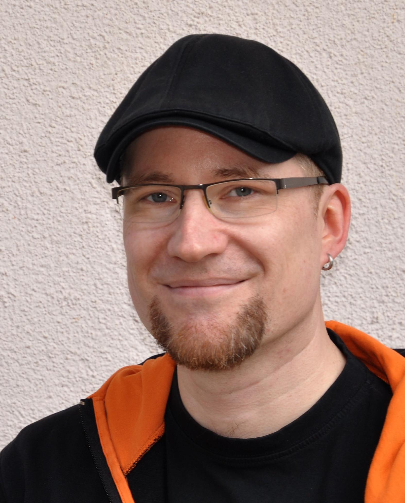 Portrait von Marco Rosenthal